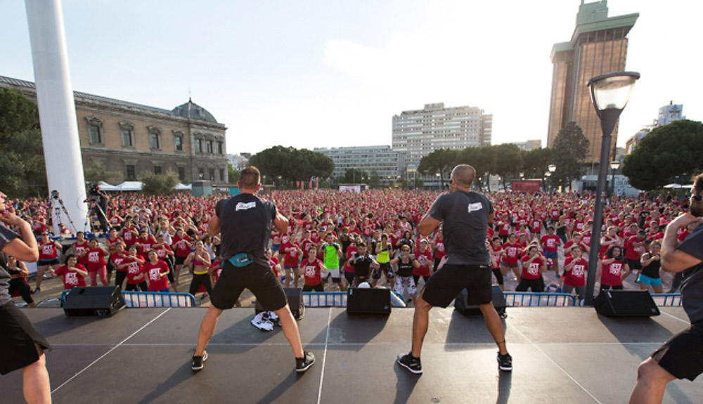 """New Balance Fit Night Out by Women's Health 2018"""